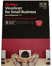 Mcafee Virusscan - Small Business 5 Users 2006 Minibox