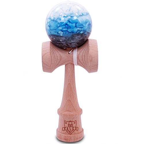 Blue-Ocean-Marble-Kendama-And-Extra-String