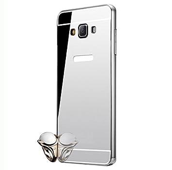 Semoss Premium Espejo Funda Aluminio Carcasa Case para ...