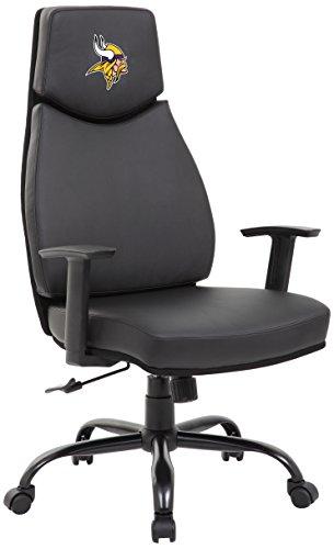 Minnesota Vikings Leather (PROLINE NFL Minnesota Vikings Leather Office Chair)