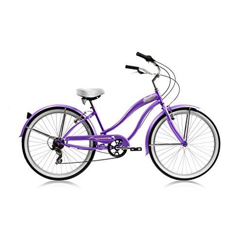 Micargi Rover 7 Speed, Purple - Women's 24