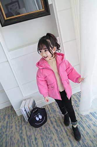 ni para chaqueta ni Acmede chaqueta invierno a abajo roja rosa o de aqw1qZXx