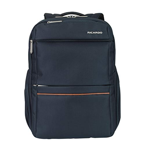 (Ricardo Beverly Hills Sausalito 17-Inch Backpack (Midnight Blue))