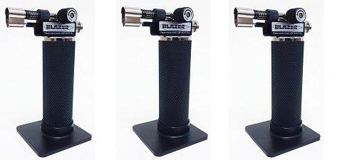 Blazer GB2001 Self-Igniting Butane Micro-Torch (3-(Pack))