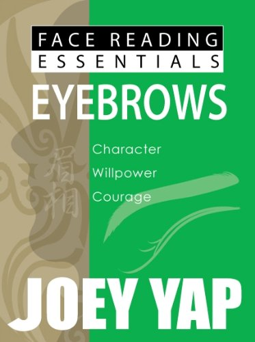 Face Reading Essentials - EYEBROWS (Face Reading Essentials series (Set of 10)) (Joey Yap Face Reading)