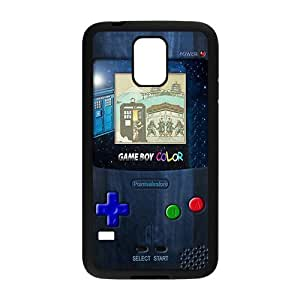 Gameboy Color Samsung Galaxy S5 Case Rubber Back Fits Cover