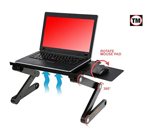 Desk York Portable Laptop Stand - Best GIFT For Friend-Men-W