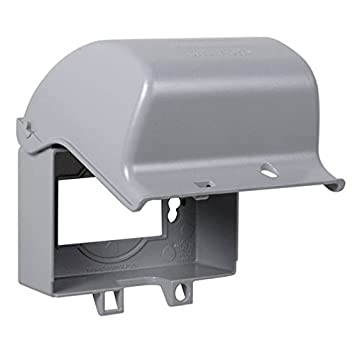 Taymac MX3300 One Gang Horizontal In Use Metal Weatherproof