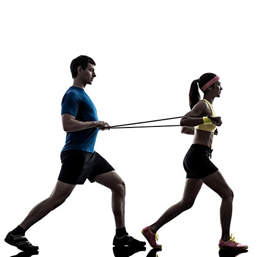 Rubber Exercise Tubing Bands: Resistance Exercise Bands :: Rubber Stretch Fitness