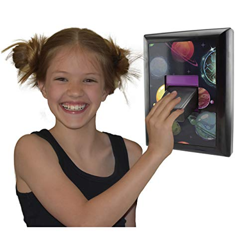 MonsterSwitch - Kids Love it - It's Huge, Fun and Unique - Nothing Else Like it - Installs Over Your Light Switch to Make it a Giant Switch - No Wiring Required - Choose from 16 Awesome Styles.