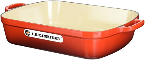 Le Creuset Signature Cast Iron Rectangular