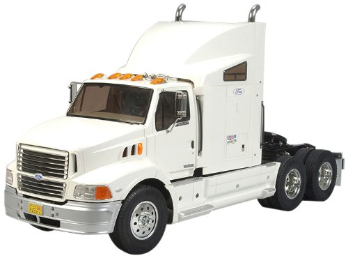 Tamiya Ford Aeromax Semi Truck - Tamiya Rc Truck