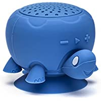 On Hand Creature Speaker, Miley Blue Turtle Shower