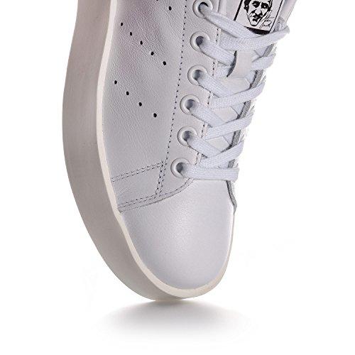 Adidas Originali Scarpe Da Ginnastica Stan Smith Us9 Bianche