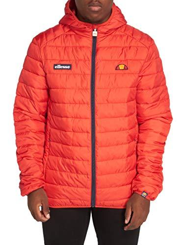 Abrigo Hombre Jacket Para Padded Rojo Ellesse Lombardy 4SxwRqqP