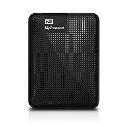 WD My Passport 1TB Portable External Hard Drive Storage USB 3.0 Black