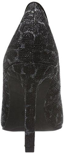 098 Femme Escarpins Comb Noir Marco 22405 black Tozzi 07qCRA