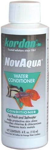 KORDON  31144   NovAqua Water Conditioner 4-Ounce