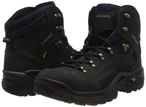 Mid Renegade GTX Boots Grey Lowa Navy Women Ws Dark for Mountain BPaWq