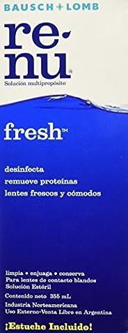 Bausch Lomb Renu Fresh No Rub 355ml, Pack of 1