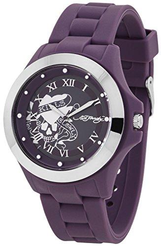 Mist Men's Analog Watch Color: Purple (Women Watch Hardy Ed)