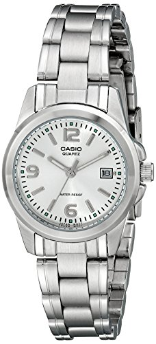 Casio Womens LTP1215A 7ACR Stainless Steel