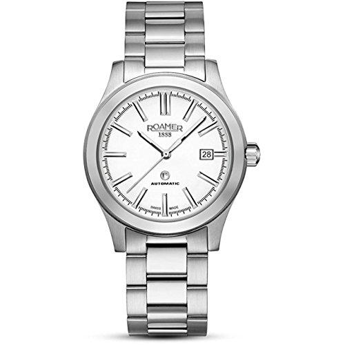 Roamer ROTODATE II 949660 41 25 90 Automatic Mens Watch Swiss Made