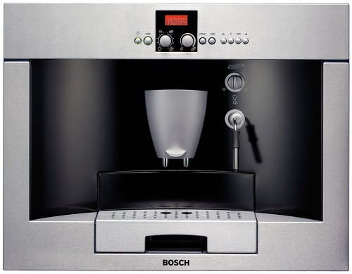 Best of Bosch : TKN68E75UC Benvenuto Built-In Coffee System with Variable Brewing Syste