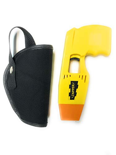 Zapper Toy with Holster (Yellow) -