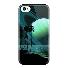 4/4s Scratch-proof Protection Case Cover For Iphone/ Hot Selling Real World Phone Case