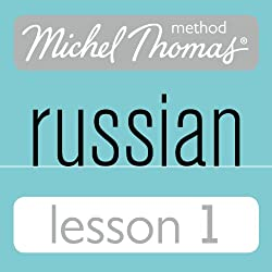 Michel Thomas Beginner Russian, Lesson 1