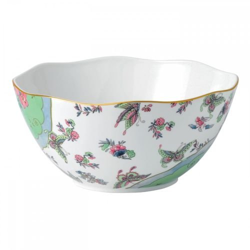 Wedgwood Butterfly Bloom 10'' Round Serving Bowl