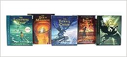 Descargar Utorrent Com Español Percy Jackson And The Olympians Books 1-5 Cd Collection Formato Epub Gratis