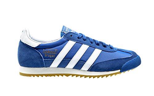 new arrival a6725 9cf2a Adidas Originals Dragon Vintage, blueftwr whitecollegiate royal, 49 13  Amazon.es Zapatos y complementos