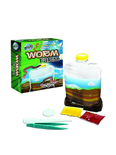 Wild Science Worm Farm