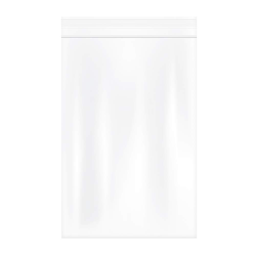 Piokio 4'' x 6'', 4Mil (200pcs) Small Heavy Duty Plastic Ziplock Bag Reclosable Zipper Bags