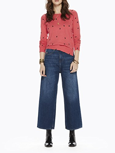 Prints Multicolore Femme 19 Various Long With C Scotch Soda Pull Sleeve combo amp; Allover Bpq6avf8