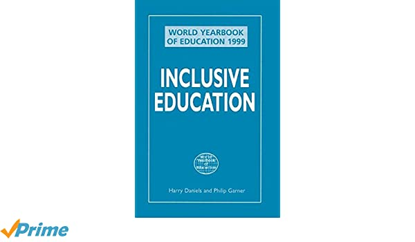 Inclusive Education (World Yearbook of Education)