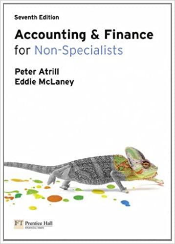 Accounting and finance for non specialists with myaccountinglab 7th accounting and finance for non specialists with myaccountinglab 7th edition amazon dr peter atrill eddie mclaney 9780273745969 books fandeluxe Choice Image