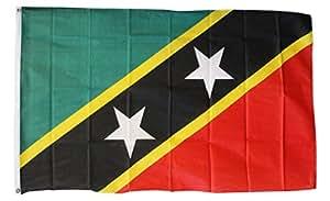 St. Kitts/Nevis - 3' x 5' Polyester World Flag