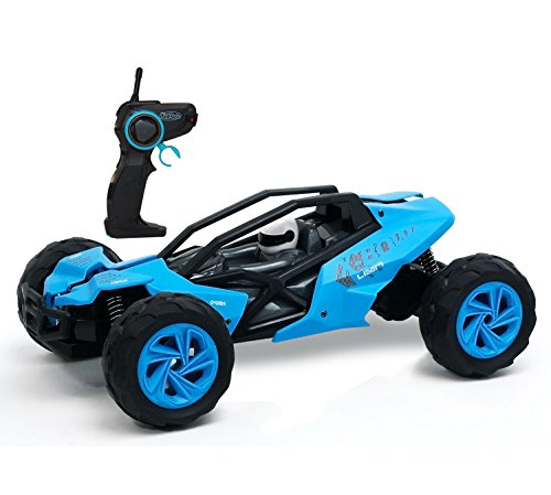KidiRace – Remote Control Car – Racing Buggy – Blue – Fun and Easy To Control
