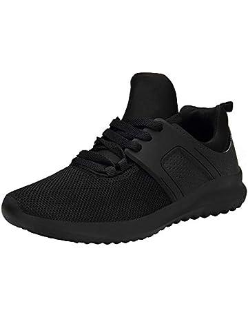 757f59425 Vedaxin Donna Uomo Scarpe da Ginnastica Respirabile Sneakers Running Scarpe  Sportive Corsa