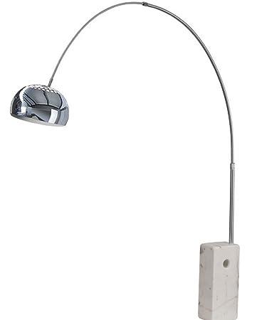 Emejing lampada ad arco contemporary for Piantana ad arco