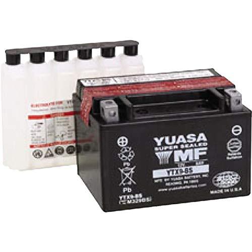 (Yuasa YUAM329BS YTX9-BS Battery)