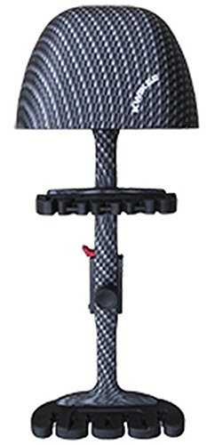 Carbon Quiver (Kwikee Kwiver - Kwikee Combo - 4-Arrow Quiver - K4CCA - Carbon Black - Archery Accessories - Quivers)
