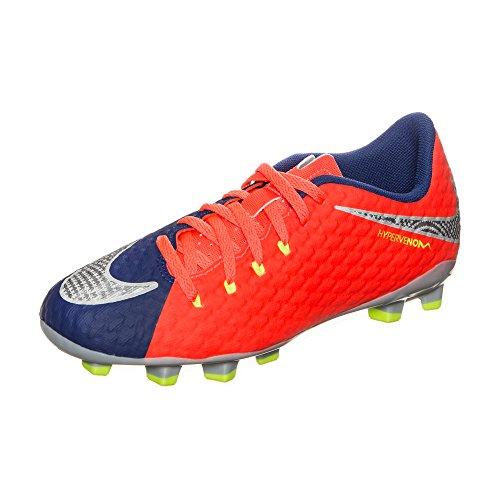 Nike Hypervenom Phelon III FG Fußballschuh Kinder