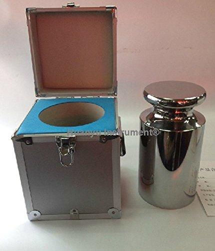 Huanyu instrumento® Calibración de alta precisión clase M1 acero inoxidable Peso 25 kg: Amazon.es: Hogar