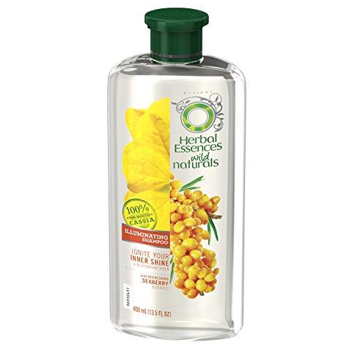 Herbal Essences Wild Naturals Illuminating Shampoo Review
