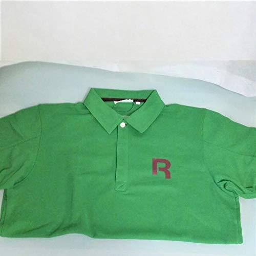 リーボック 吸汗速乾 ピケ 半袖ポロシャツ Z16723 AJMC2131 SIZE;L