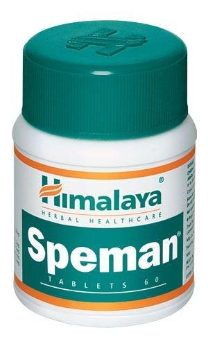 5 Бутылки Himalaya Herbal спемана Каждая бутылка 60 таблеток Всего 300 таблеток